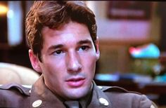 Richard Gere in Yanks American Guy, American Actors, Handsome Actors, Handsome Man, Richard Gere Julia Roberts, Richard Gear, I Movie, Movie Stars, An Officer And A Gentleman