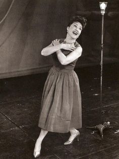 Ethel Merman in GYPSY
