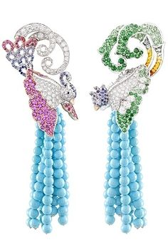 Van Cleef & Arpels Earrings ✿⊱╮