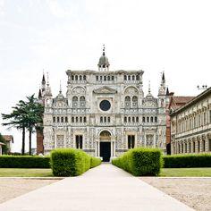 Certosa di Pavia no. 01, via Flickr.