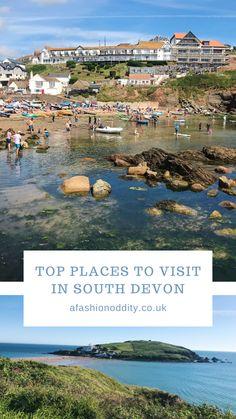 Beautiful Beaches, Beautiful Gardens, Devon Beach, Dartmoor National Park, South Devon, Top Place, Weekends Away, Beach Town, Staycation