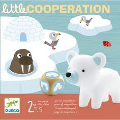 Little Cooperation | DJECO | Juguete EurekaKids