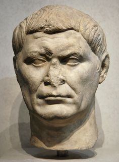 BCE) Roman Male Portrait, possibly of Gaius Octavius, father of Emperor Augustus Ancient Aliens, Ancient Rome, Ancient Art, Ancient History, Roman Man, Classical Greece, Roman Republic, Roman Emperor, Ancient Civilizations