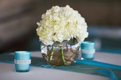 Beach Rustic Wedding At the Hilton Clearwater Beach by Iza's Flowers, Inc.