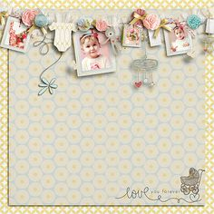 The Lilypad :: Kits :: i'll love you forever (kit) by sahlin studio