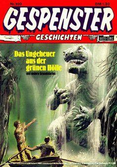 Cover for Gespenster Geschichten (Bastei Verlag, 1974 series) #100