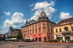 Miroslav Petrasko  On the Main street  A photo from Kosice (eastern Slovakia) for today.