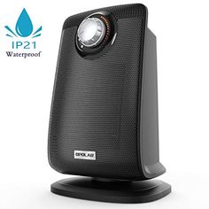 Best Bathroom Heater for Those Chilly Mornings.  The Opolar Bathroom Heater is a lightweight and well-built product. It measures at 8.7 x 7.1 x 13.7 inches and weighs only about 4.4 pounds.    #AdvanceMyHouse #BathroomHeater Bathroom Heater, Bathroom Sink Drain, Washroom, Bathroom Wall, Modern Bathroom, Bronze Bathroom Accessories, Best Space Heater, Diy Heater, Portable Bathroom