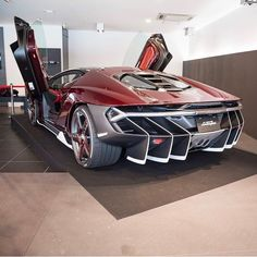 The Lamborghini Huracan was debuted at the 2014 Geneva Motor Show and went into production in the same year. The car Lamborghini's replacement to the Gallardo. Top Luxury Cars, Luxury Sports Cars, Exotic Sports Cars, Exotic Cars, Huracan Lamborghini, Bugatti Cars, Maserati, Ferrari F80, Lamborghini Centenario