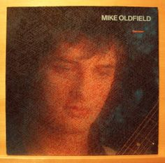 MIKE OLDFIELD - Discovery - Vinyl LP -To France - Maggie Reilly - Top Rare