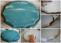 Chippy Milk Paint - A Milk Paint Workshop - Tutorial on MMS from Ironstone Nest
