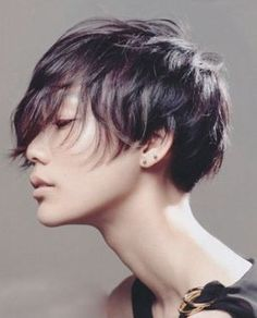 japanese short hair - Google Search