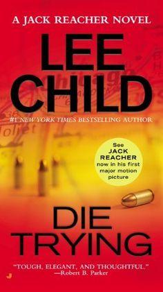 Die Trying (Jack Reacher, Book 2) by Lee Child, http://smile.amazon.com/dp/B001NHNG64/ref=cm_sw_r_pi_dp_d.HIub0MKC5CT