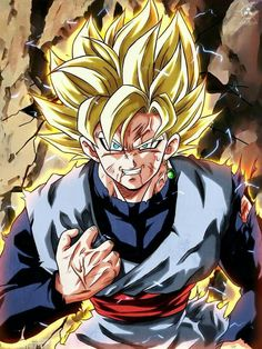Dragon Ball Movie New Footage - There is a new Dragon Ball Super Movie footage that came out in Japan Commercial with Broly and Goku Battling in mid-air. Black Goku, Goku Black Super Saiyan, Female Broly, Dragon Ball Z, Evil Goku, Dragon Images, Son Goku, Anime Art, Content
