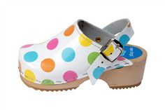 Cape Clogs 1322176 Personality Patterns, Dots