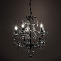 Small Candle Chandeliers