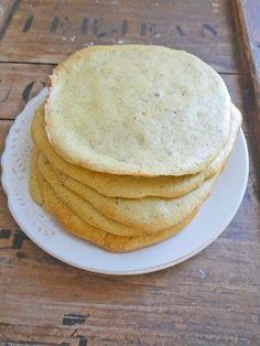 Flat bread, cloud bread, wrap...mais sans céréales et sans lactose.