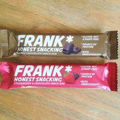 frank honest snacking healthy chocolate bar - lylia rose food blog post