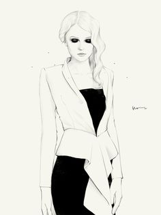 sweet is black by Floyd Grey, via Behance