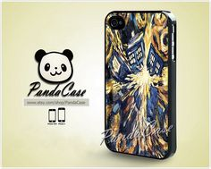 Tardis doctor who iPhone Case iPhone 4 Case Nokia by PandaCase, $6.99