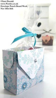 scrapbooking tutorial for box ♥