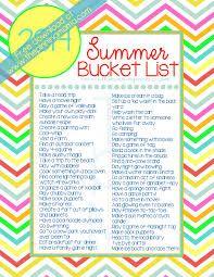 Resultado de imagen de summer bucket list craftivity