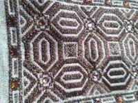 Gallery.ru / Фото #11 - 721 - ergoxeiro Bargello, Embroidery Stitches, Bohemian Rug, Blanket, Rugs, Crochet, Decor, Needlepoint, Farmhouse Rugs