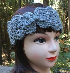 A personal favorite from my Etsy shop https://www.etsy.com/listing/250845567/crochet-headband-custom-order-ear-warmer