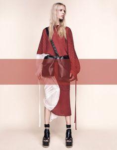 WASD — Rave Girls Rule Publication: Vogue Japan February...