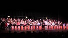 5th Grade - The Storm (Bucket Drumming #2)