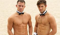 Cannot wait for this movie, starring Channing Tatum and Alex Pettyfer... the life story of Tatum and his uh, RISE ;) to stripperdom!