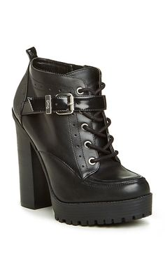 Circus by Sam Edelman Whitley Booties in Black 6 - 10 | DAILYLOOK