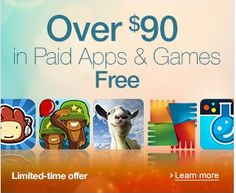 Free Android Apps: Over $90 Value - Sonic the Hedgehog 2, King of Math, & More!