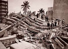 Gangaram building collapse - A seven-storey building under construction in Bangalore, India, belonging to N. Gangaram, collapsed on 12 September 1983 resulting in 123 dead and over 120 injured. This building collapse is considered as one of the worst tragedies of Bangalore city.