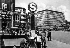 Berlin   1933-45+. Columbushaus, Potsdamer Platz, c. 1938
