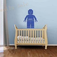 Special price Customer-made robot wall art sticker decal picture BOYS Personalized NAME Bedroom Wall Art Home Decor just only $4.96 - 10.60 with free shipping worldwide  #wallstickers Plese click on picture to see our special price for you