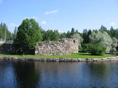 Kajaanin linna Finland, River, Places, Outdoor, Outdoors, Outdoor Games, The Great Outdoors, Rivers, Lugares