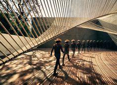 ECO Pavilion | MMX | Pavilions + Park Architecture | Pavilions + Park Buildings | Pavilions + Park Design