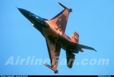 Royal Netherlands Air Force General Dynamics F-16AM  http://www.airlinefan.com/airline-photos/Royal-Netherlands-Air-Force/General-Dynamics/F-16/J-015/361971/