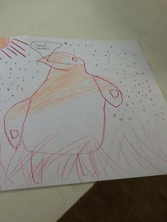 Meu pinguin bronzeado(Victor)
