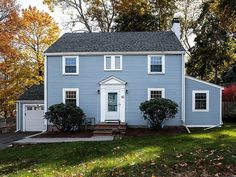 Picture perfect Colonial home!
