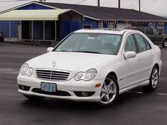 Mercedes Benz C230 Sport. My 9th car. I miss this one!