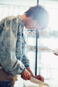 "Kento Yamazaki from Memorial photo book w DVD ""Scene #20""  You can buy it at Amazon Japan, Eng. site: http://www.amazon.co.jp/gp/switch-language/product/4047319813/ref=dp_change_lang?ie=UTF8&language=en_JP Int'l shipping: available    [Grobal shipping n handling charge] http://www.amazon.co.jp/gp/switch-language/help/customer/display.html?ie=UTF8&language=en_JP&nodeId=201213070&ref_=hp_switchlang"