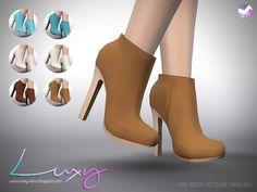 Scarpe con tacco Luxy