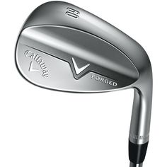 Forged Wedges - Dark Chrome. Available in 52 & 58 degrees.