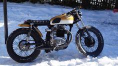 cb 350 brat style