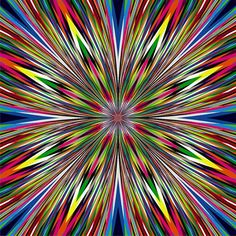 Return To Paradise Optical Illusions Pictures, Illusion Pictures, Cool Illusions, Op Art, Illusion Art, Psychedelic Art, Nature Wallpaper, Fractal Art, Artwork