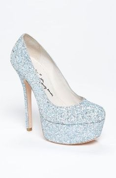 29a259fd42d26 (Top 2 of my wedding shoes  )) Alice + Olivia  Larimore  Pump available at  Nordstrom