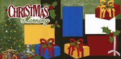 Christmas Morning Page Kit