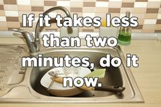 You'll save a surprising amount of time if you just stop procrastinating. Useful Life Hacks, Life Hacks